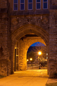 East Eggleston Arch.