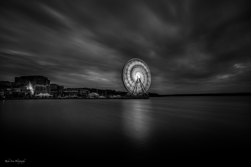 B&W Capital Wheel- Drama at National Harbor