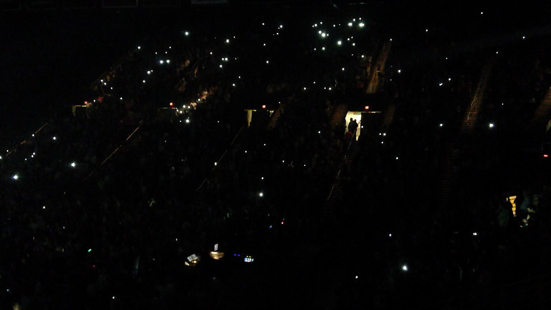 Chris Tomlin Concert in Fairfax, VA at the Patriot Center