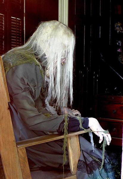 Dummy Ghost at Paxton Manor Leesburg, VA