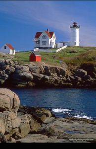 Nubble Lighthouse  (NE-0340)