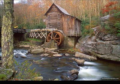 Glade Creek Mill  (AP-0301)