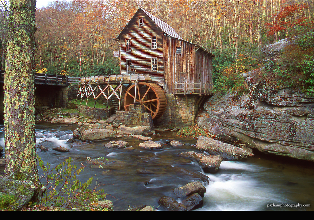 Glade Creek Mill  (AP-0301)