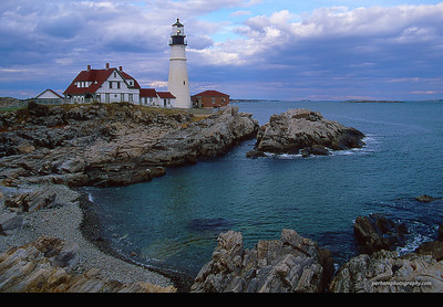 Portland Head Lighthouse  (NE-0348)