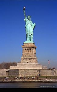 Statue of Liberty  (NE-0520)