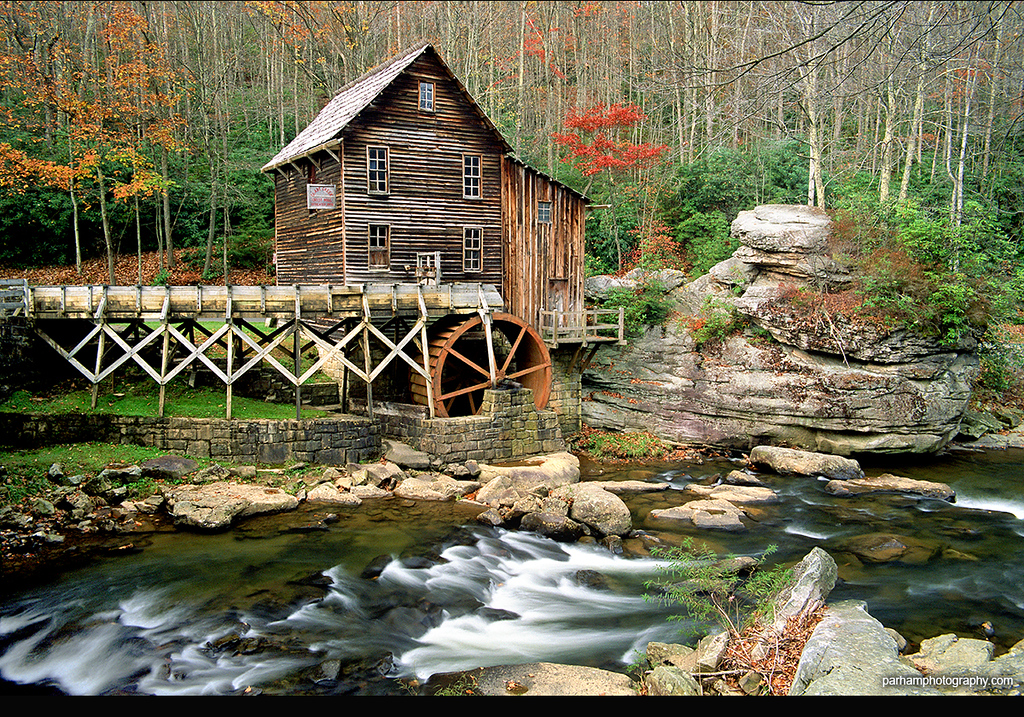 Glade Creek Mill  (AP-0304)