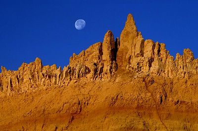 Moon Over Badlands  (G107)