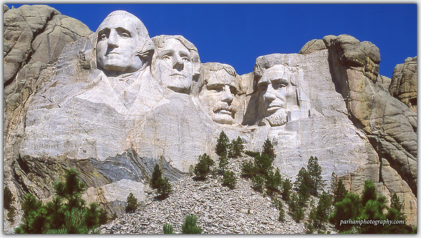 Mount Rushmore   (SD-0205)