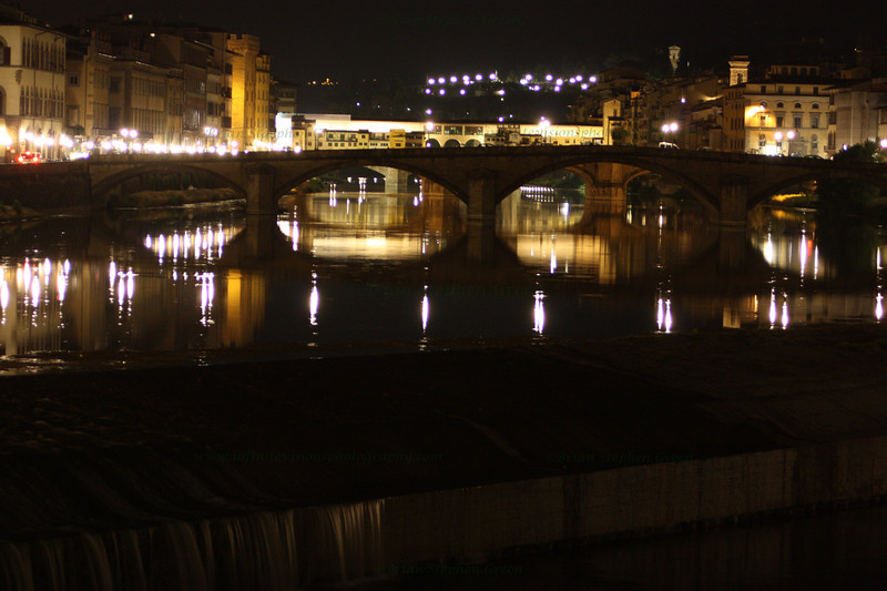 Florence At Night #1<br /> Florence, Italy