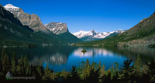 Saint Mary Lakes  (A007)