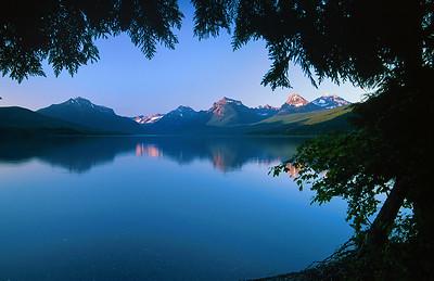 Lake McDonald  (A011)
