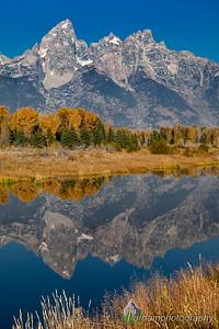 Teton Reflection  (GT-09076)