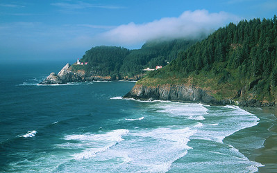 (B089)  Heceta Head Lighthouse