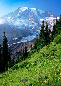 (J043)  Mount Rainier