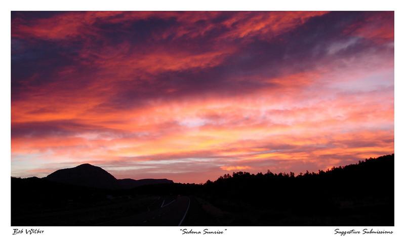 """Sedona Sunrise"""