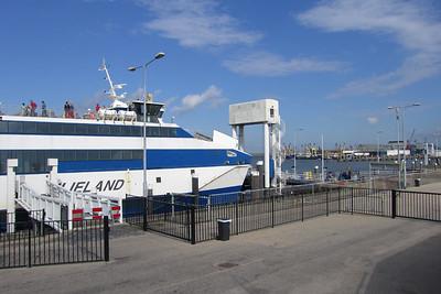 Veerboot MS Vlieland 90 min.