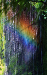 Psychedelic Falls