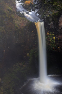 Outlet creek falls