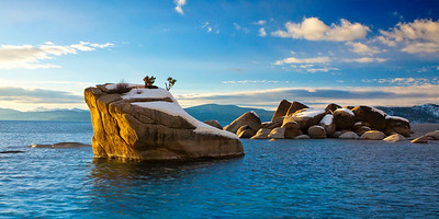 Bonsai Rock, Lake Tahoe, Nevada