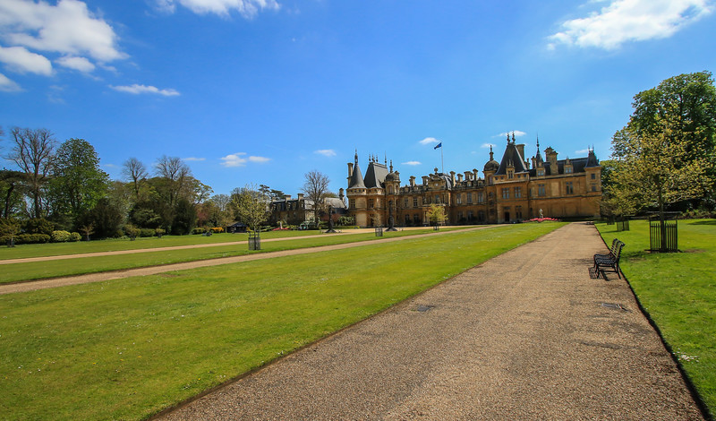 Waddesdon Manor - Buckinghamshire (May 2016)