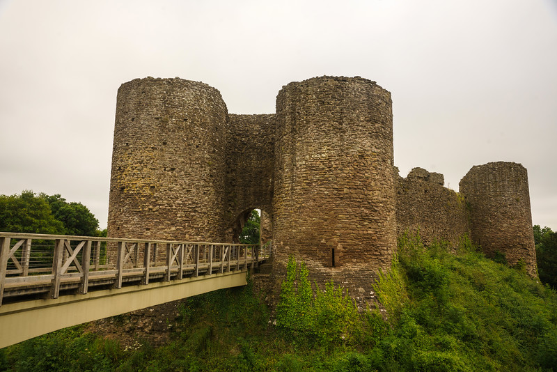 White Castle, Monmouthshire 30/6/18