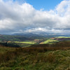 Views from the Machynlleth to Llanidloes road