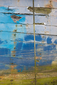 Old boat, Canaerfon, Wales, Study 2
