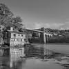 The Menai Strait Bridge, Wales