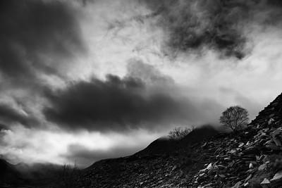 Penryn Slate Quarry, Wales