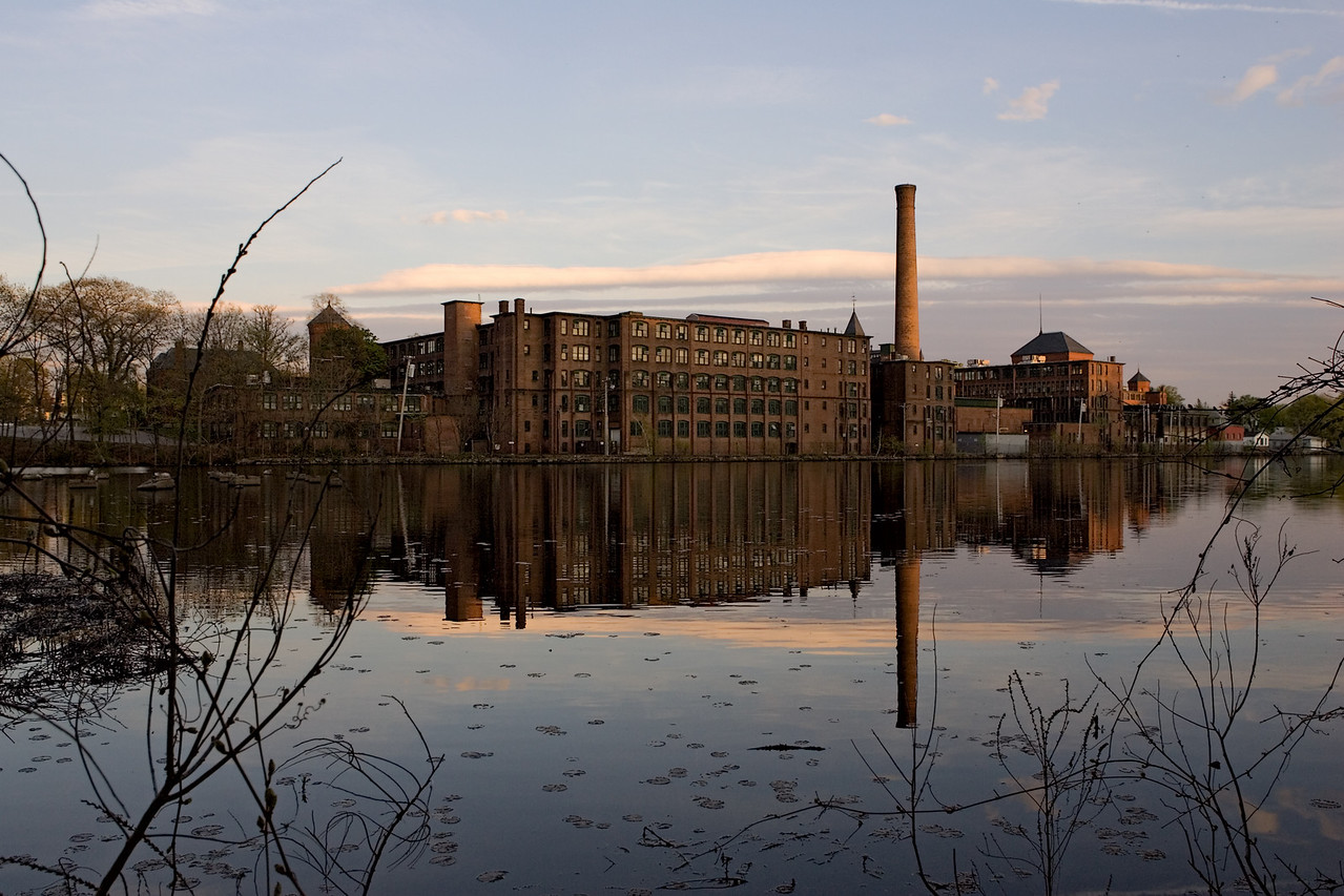 The Watch Factory in Spring<br>29 April 2005
