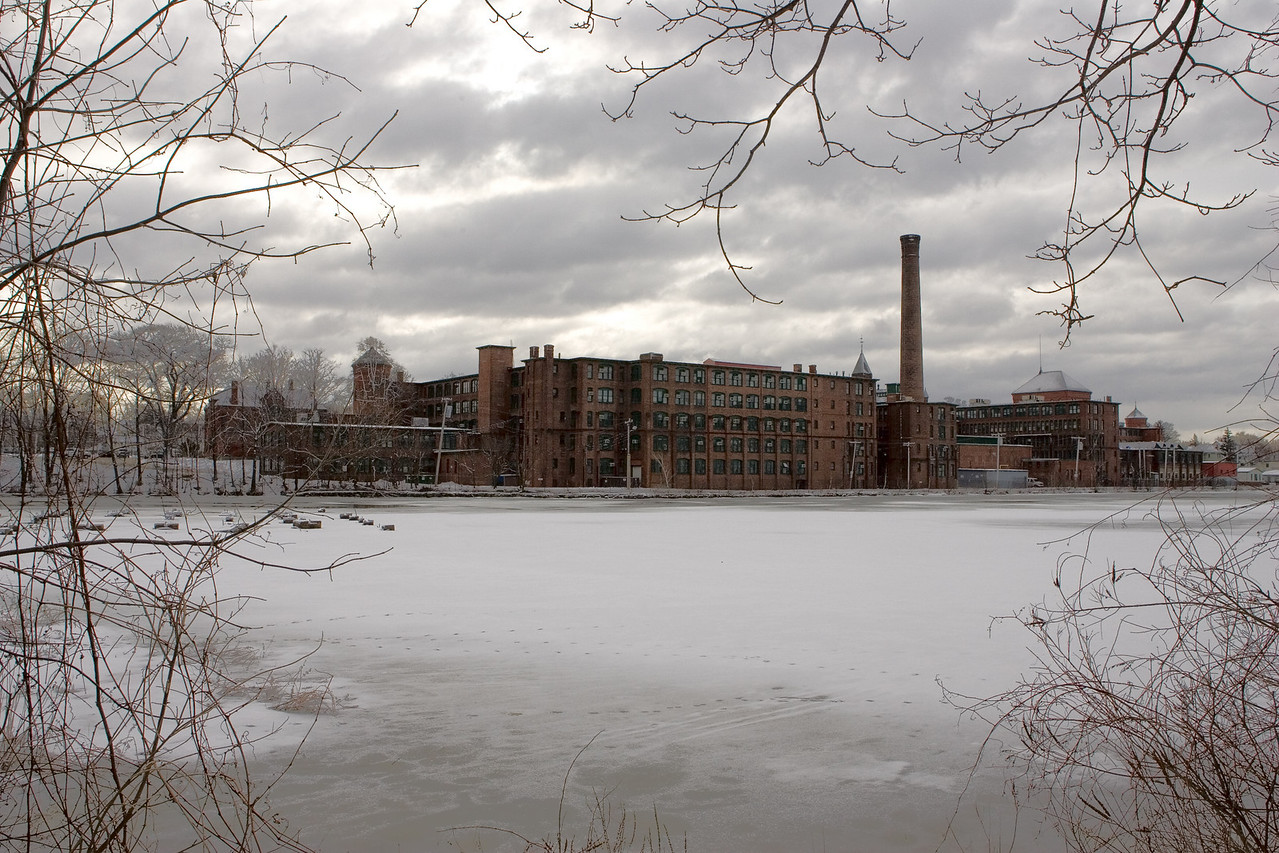 The Watch Factory in Winter<br>10 February 2005