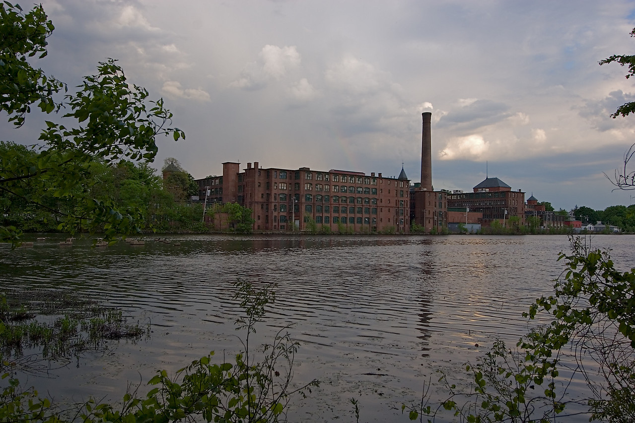 The Watch Factory in Summer<br /> 28 May 2005