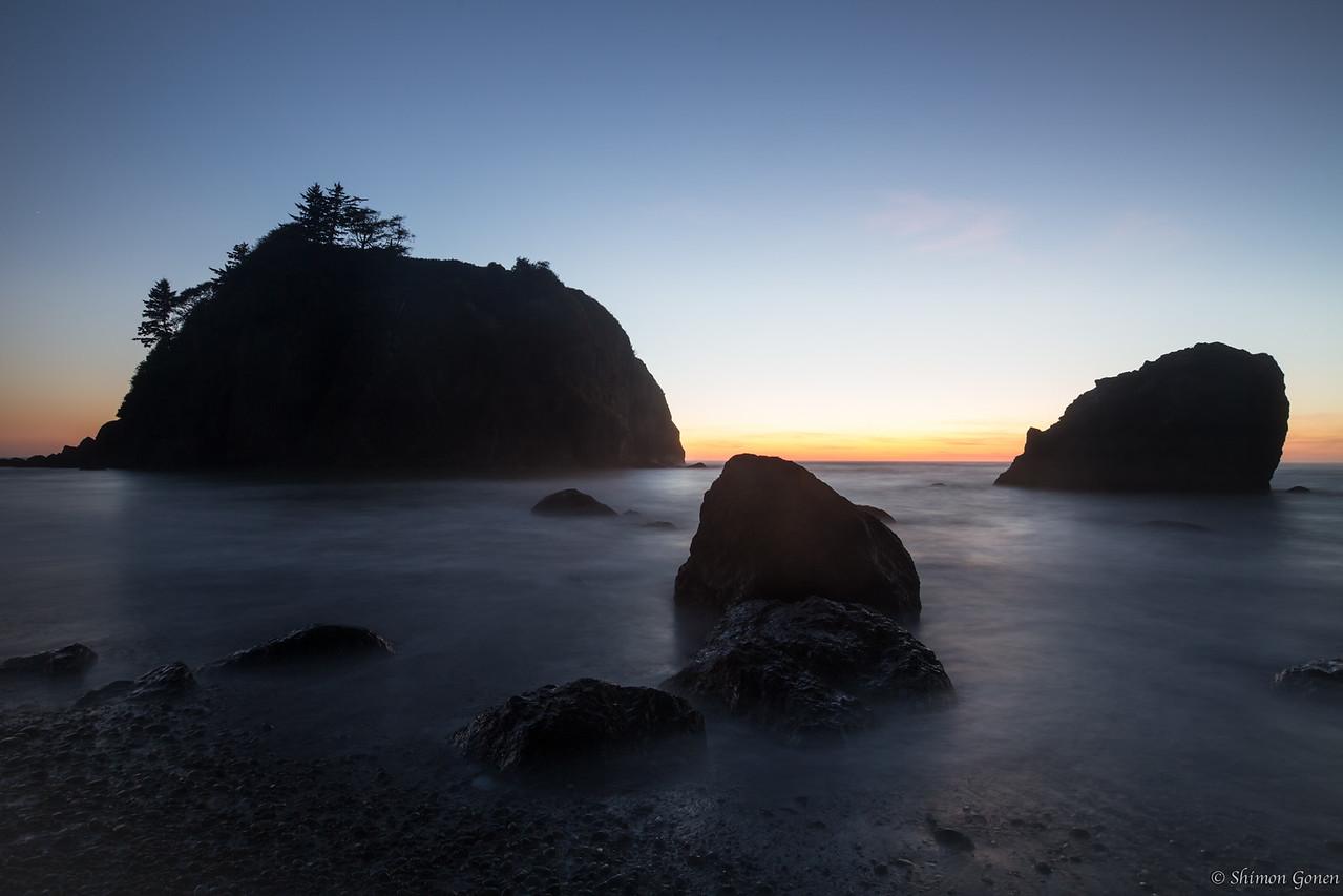 Ruby Beach, Washington