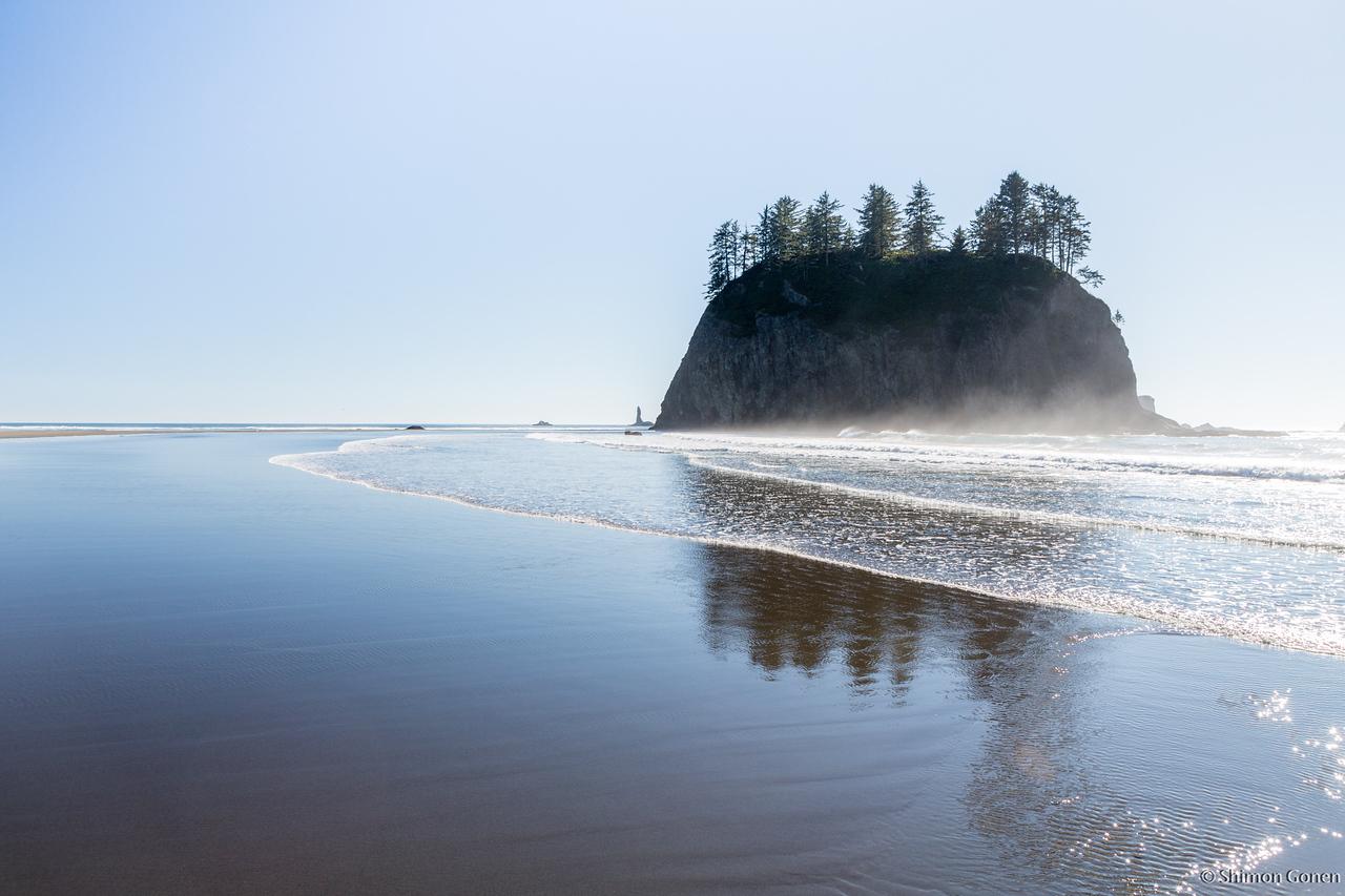 Second beach, Washington