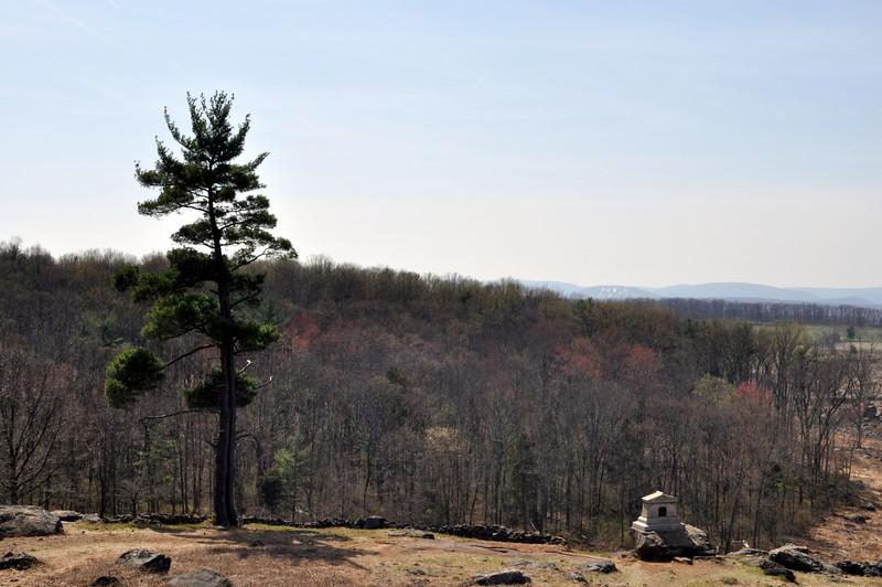 Big Round Top, Gettysburg