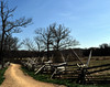 Road at Gettysburg