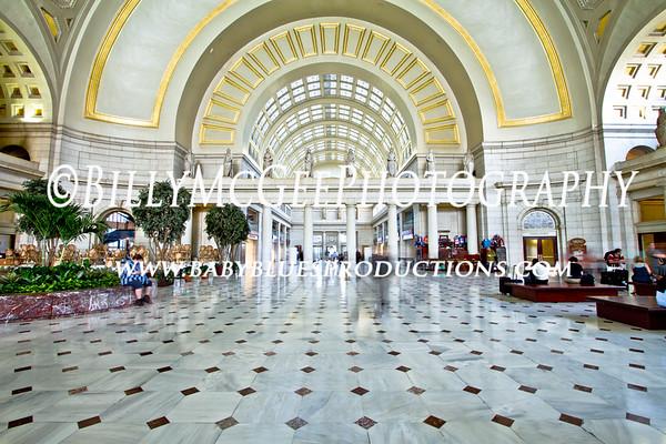 Metro Union Station - 15 Jul 2011