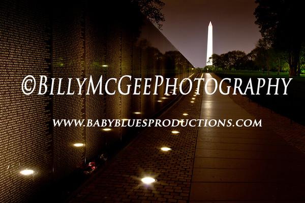 Vietnam War Memorial - 22 Apr 2011
