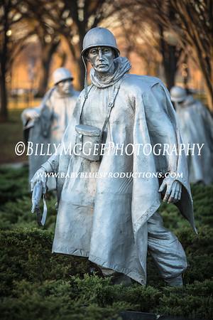 Washington DC Memorials - 20 Jan 2013