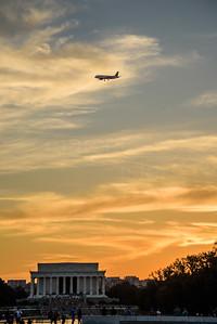Landing In DC