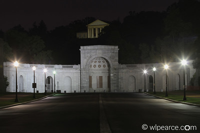 Arlington Cemetery Main Entrance.