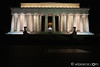 Lincoln Memorial.  Pre-Dawn (no people).