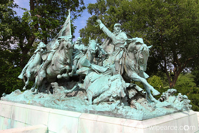 Grant's Calvary on Capitol Grounds