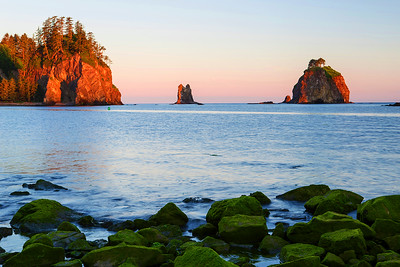 Washington State, Olympic National Park, First Beach, Dwan, 华盛顿州, 奧林匹克國家公園