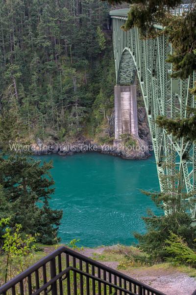 15.  Deception Pass bridge