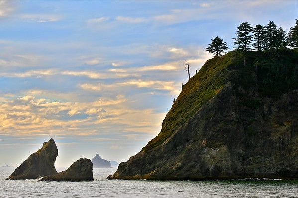 La Push, Washington Natural Beauty