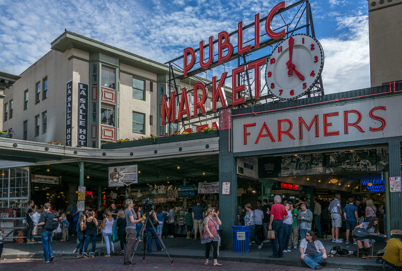 Seattle Farmers Market