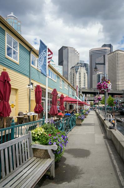 Pier 56 Seattle