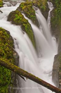Sol Duc Falls.