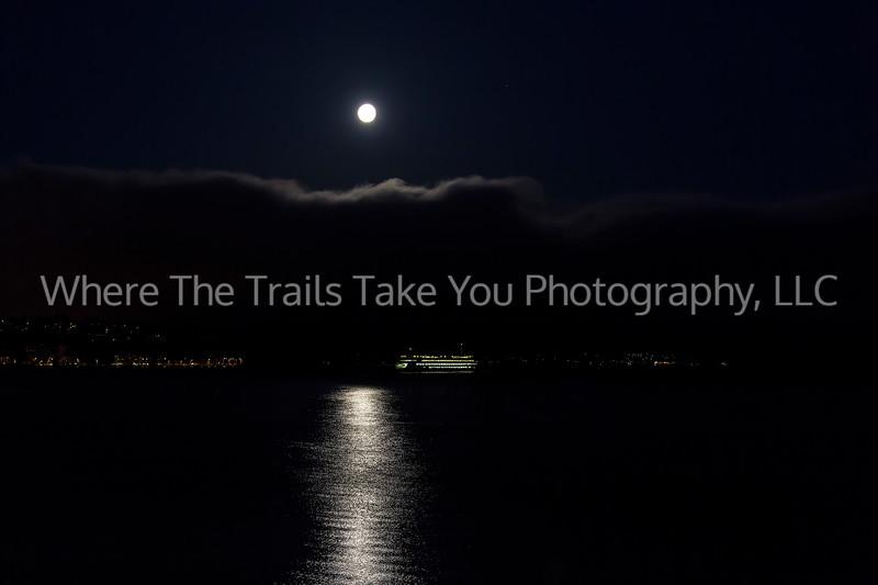 17  Dark-Thirty Ferry Run, Seattle WA